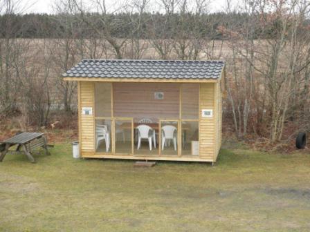 Byg selv pavillon i træ